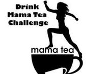 DRINK MAMA TEA CHALLENGE / Join the DRINK MAMA TEA challenge! Swop one cuppa of coffee a day for a cup of Mama Tea and kick the caffeine habit!