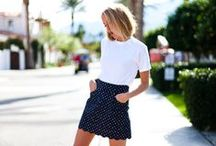 Spring Skirt Guide / Mini, midi & maxi! Opt for separates and diversify your style by incorporating multiple skirt options—in varying hemlines—into your warm-weather wardrobe. Pin your favorite looks to let your Stylist know which skirt styles you're loving this season!  / by Stitch Fix