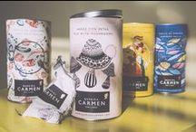 Mis productos BASIC/ My BASIC products / Productos de Querida Carmen de la línea BASIC.  Products from Querida Carmen from BASIC line.