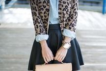 How to Wear: Leopard Print / Leopard is the new neutral! Channel your adventurous side with some of our favorite looks incoporating this fierce print. Did you know adding a Pinterest board helps your Stylist get to know you better? Pin the looks you love below to get more personalized Fixes. / by Stitch Fix