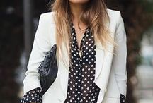 Blazers / A blazer adds instant polish to any look. From work to weekend, get inspired with new ways to style this classic wardrobe staple. Pin your favorite looks below, then link your board to your Style Profile for more personalized Fixes. / by Stitch Fix