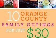 Orange County Day Trip / Family activities near Anaheim for Disneyland Blockout days :)