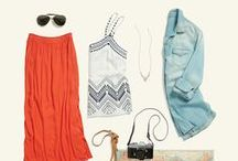 Summer Vacation Style / From a refreshing beach getaway to a family road trip, find style inspiration for your (well-deserved) summer vacay. Share which looks you love with your Stylist by pinning your faves below.  / by Stitch Fix