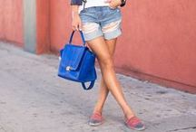 How to Wear: Summer Shoes / New sandals, check. Pedicure, check. Now what to wear…? Get outfit inspiration to match all your summer shoes. Pinterest is the easiest way to share inspiration with your Stylist! Pin the looks you love below—then link your board to your Style Profile—for more personalized Fixes. / by Stitch Fix
