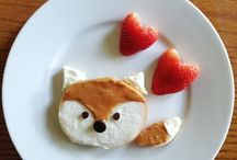 Fun Food Art / Sometimes food is just cute.