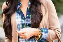 How to Wear: Plaid / From windowpane to classic buffalo, the ways to wear plaid are endless. This fall, we've discovered that our favorite pattern is not just found in the classic button-up—it comes in all checks & sizes! Pin your favorite plaid looks below to let your Stylist know which fall denim trends you love.  / by Stitch Fix