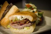 Savory Sandwiches / Delicious and delectable sandwiches  Collected by Birk's Restaurant www.birksrestaurant.com