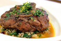 Restaurant Steak Dishes
