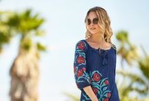 Summer Trends / From Santorini-inspired prints to dreamy bohemian styles, get inspired with this season's new swoon-worthy trends. Pin the your favorite summer trends below to your Stitch Fix Style Board to show your Stylist what you love. / by Stitch Fix