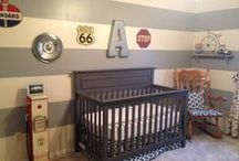 Client Spaces: Lisa's Nursery