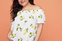 Outfit Ideas: Curvy Style / Stitch Fix offers plus sizes! Check out our Stylists' favorite looks to get curvy style inspiration. Pin the looks you love below to help your Stylist select pieces for your Fix.