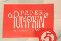 Cards Paper Pumpkin 2018 / Ideas and Alternative Projects for Stampin' Up's Monthly Box Subscription