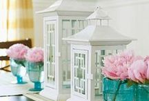 Home | Color & Character / A girl can dream......fabulous home decor ideas.