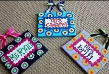 Crafts / by Minerva Villanueva