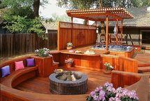 Outdoor Oasis / Ideas for my backyard... / by Jodi Kouwe