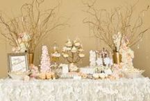 Dessert & Candy Buffets / by Lisa Bean