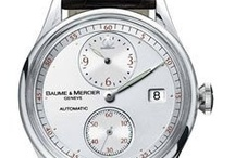 Baume & Mercier Timepiece / by Laurieanne Dade City
