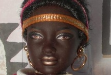 Black Dolls / by Laurieanne Dade City