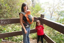 Outdoor Adventures / Spend time outdoors your little one! It's good for you and good for your baby to throw you baby carrier on and get out there! They might want to or they might need to be carried, so bring your Onya Baby soft-structured baby carrier so you're ready for limitless adventure possibilities. Happy babywearing adventures!