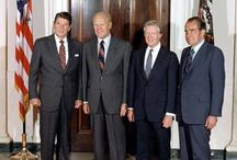 POTUS / Presidents of the United States / by Griffith Granny