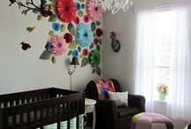 Nursery nesting / Possibilities are endless for creating the nursery of your dreams, whether your baby has a room of their own, a sidecar spot next to your bed, or a corner in the family room. / by Onya Baby