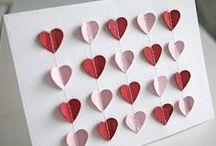 Valentine's day cards / by Tasha Vanden Heuvel