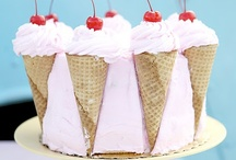 Gracie and Ruby's Cute Cakes / by Tasha Vanden Heuvel
