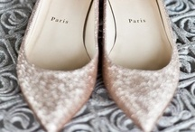 Walk a Mile in My... / shoes shoes shoes / by Hai Au Luu