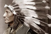 First Nation People- never forget / The first people to call these lands home... / by Richard J. Gallatin