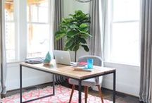 Home Sweet Home: Office / by Jamie Sybert