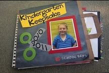 SCHOOL / My baby started K-5 this year (: