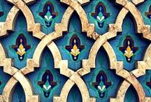 Moorish Design / Islamic Art / Moorish design, Islamic art, Moroccan design