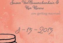 Wedding Stuff / by Susan VonBruenchenhein