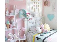 Mila's Bedroom / Creating the perfect little girls room for Mila.