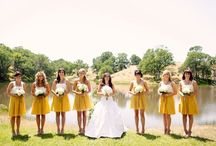 Wedding: Bridesmaids / by KaiLee Dunn