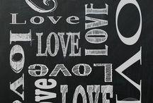 Gracie's chalk art / by Tasha Vanden Heuvel