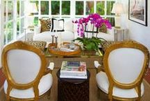 Homes - Eating Spaces / Eating Spaces / by Dasi Glam