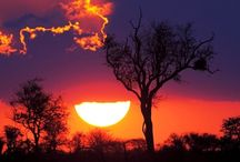 Sunrise and Sunset / by Camilo Camargo Piedrahita