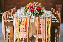 Wedding: Rehearsal Dinner / by KaiLee Dunn