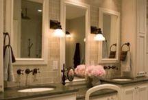 Bathrooms / Ideas for both bathroom remodels. / by Minerva Villanueva