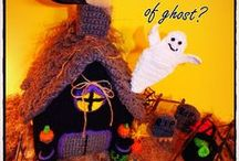 Halloween On Connie's Spot / Fun Halloween Crochet & Crafts