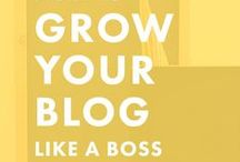 Blogging Tips / Tips for blogging for business.