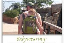 Father's Day / Gifts and ideas for Father's Day. The perfect Father's day gift for a new dad is an Onya Baby Carrier though. ;-) #babywearingdadsrock!