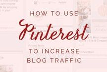 Pinterest tips / Tips on how to use Pinterest for your business and blog.