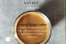 CHAGA Recipes / How to use Wild Chaga Extract