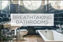 Breathtaking Bathrooms