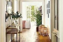 Sofala Hallway / Creating a warm and inviting entry to our home