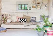 Outdoor Spaces / by Meara Demko