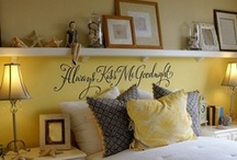 Bedroom Deco / by Dana Wright