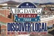 Visit us in Roanoke, VA! / Here are a few of our favorite places. / by Black Dog Salvage